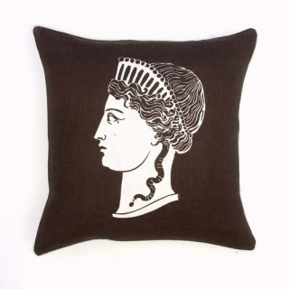 Artemis Cushion - Java