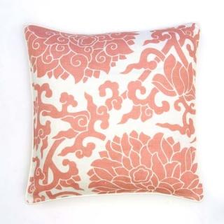Blossom Cushion - Shell