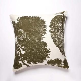 Reef Cushion - Lichen