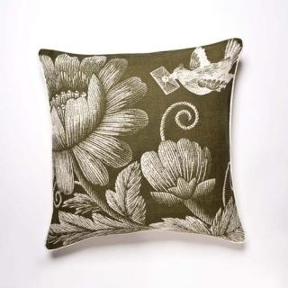 Stitch Cushion - Lichen
