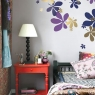 Flora - Wallsticker