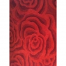 Fantasy Carved Rose - Red