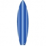 Surfboard Stripe - Blue