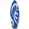 Surfboard Wave - Blue