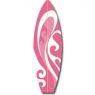 Surfboard Wave - Pink