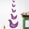 Ferm Living Wall Sticker - Birdie