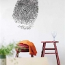Fingerprint - wallsticker