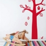 Ferm Living Wall Sticker - Bird Tree