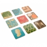 "Memory Game - 50 pcs with Wooden Box (2.5"" Tiles)"