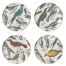 Orinthology - Set of 4 Dinner Plates