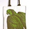 Parrot Tote - Green
