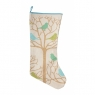 "Tweeter Stocking (15.5"") - Aqua"