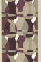 Dimensions Collection, Vase Wallpaper (2614) by Danko Design