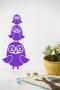 Violet Sticker